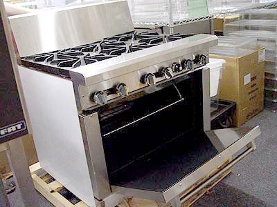 Using Oven