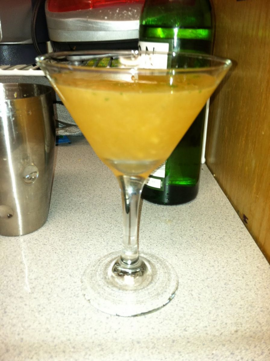 Papaya Martini