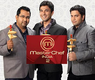 MasterChef India 2 — Chef Ajay, Kunal And Vikas