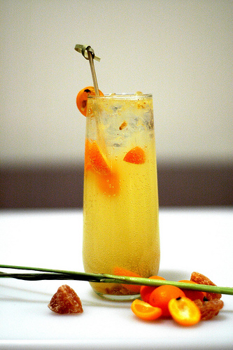Easy Kumquat Cocktails by antioxidants | iFood.tv