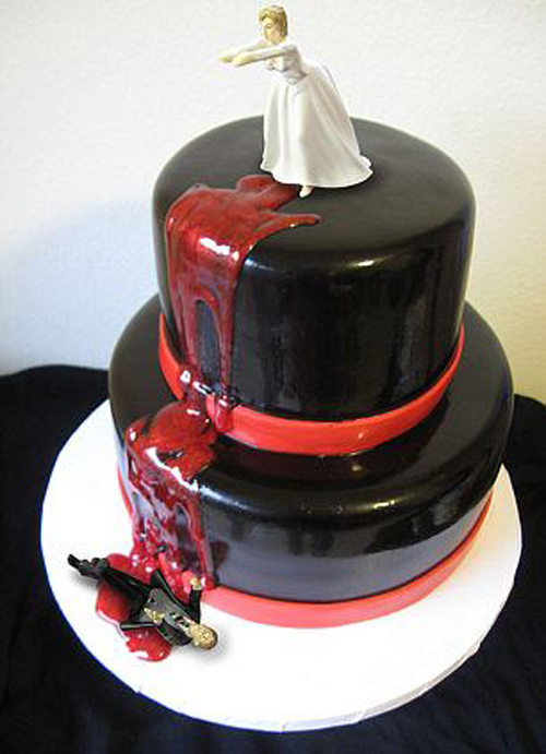 Ball And Chain Cake Decorations