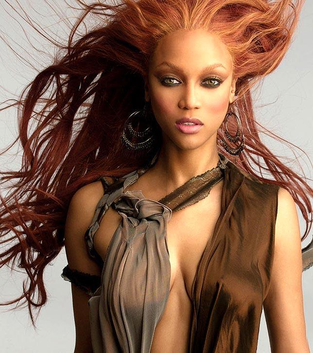 Tyra Banks