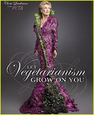 lettuce gown