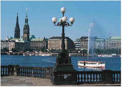 Hamburg's Restaurant