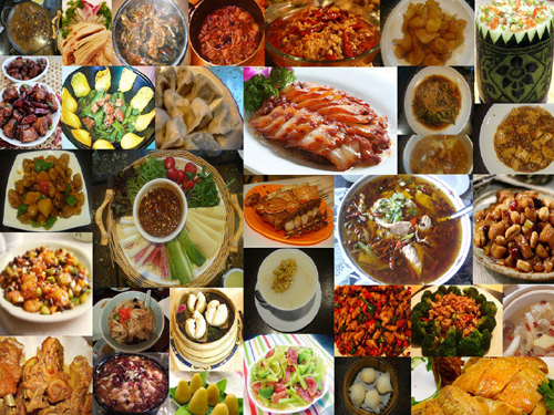 Top 5 chinese dishes that the chinese don t eat by - Different types of entrees ...
