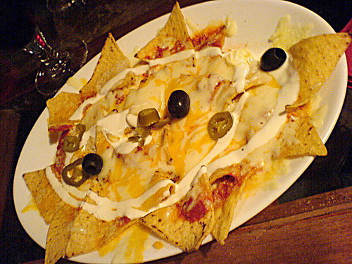 Melted Cheese For Nachos