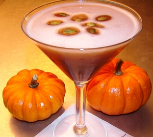 Pumpkin Seed Garnish