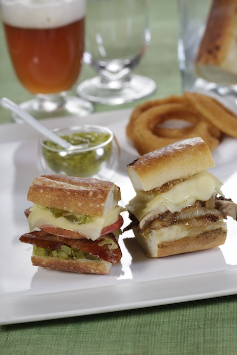 jarlsberg sliders
