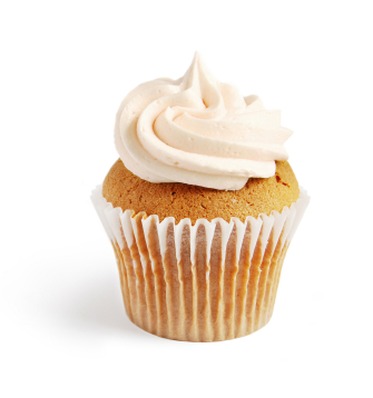 Vanilla Buttermilk Cupcake With Buttercream Frosting