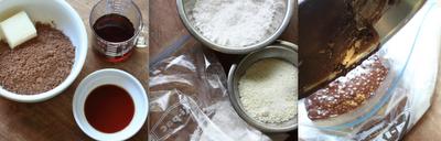 Ingredients for toothsie rolls