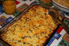 Sausage And Egg Casserole - Easy Sausage Casserole