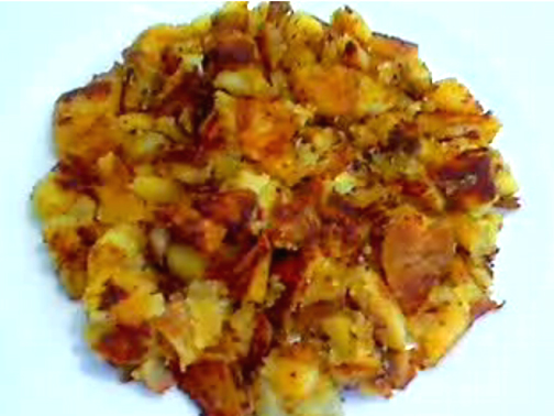 Quick And Easy Home Fries Recipe — Dishmaps