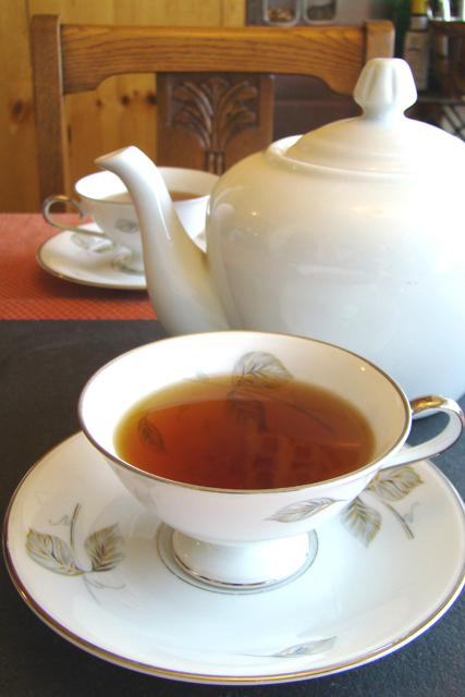 Tea is the most widely consumed liquid, second only to water