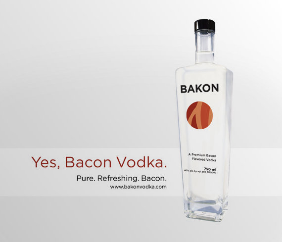 Bacon Vodka