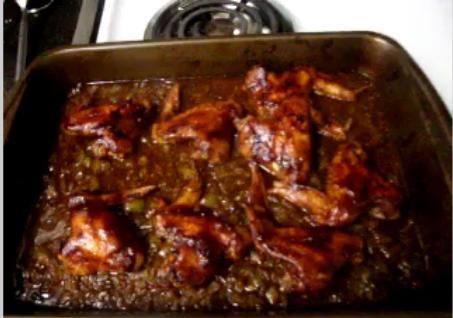 Jamaican Style BBQ Chicken