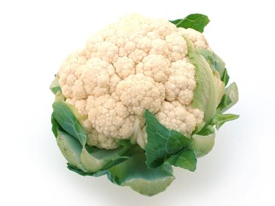 Cauliflower is one vegetable which can help you to cut carbs