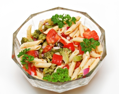 Cold Pasta Salad - Cold Pasta Starters