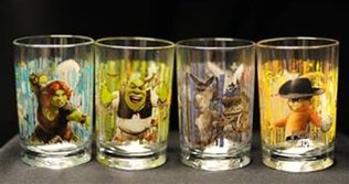 McDonald's Has Recalled 12 million Shrek glasses