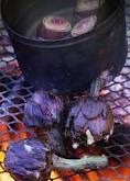Cook artichoke