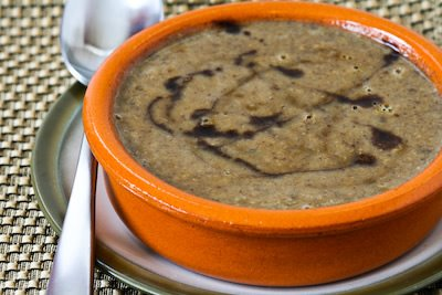 Tips to make low fat mushroom soup