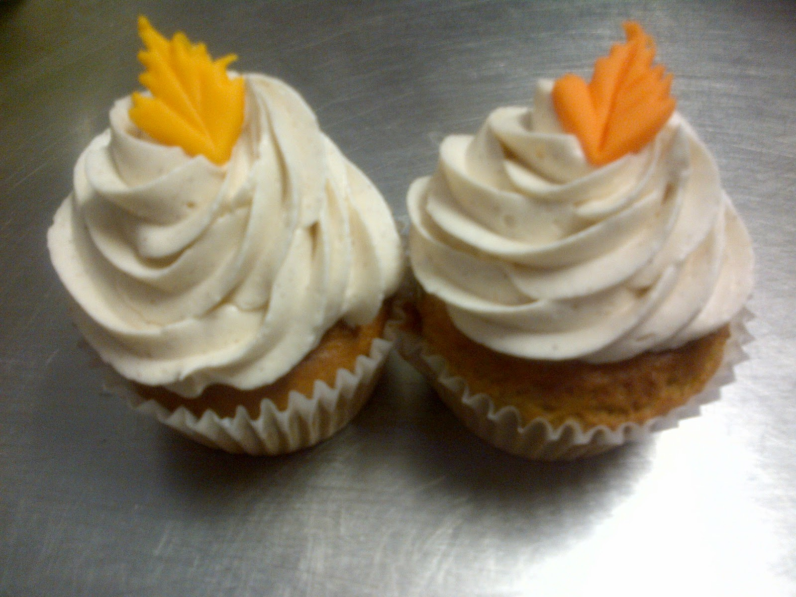 Squash Cupcake Recipes
