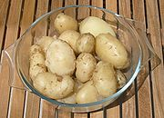 Freezing potatoes in the right way so that they can be used later on