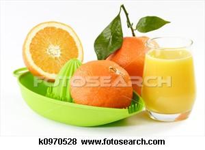 orange juice Manufacture