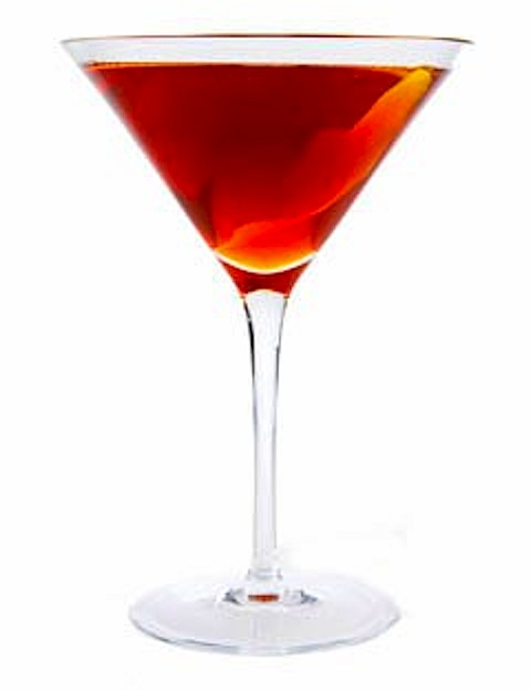 Pontberry Martini