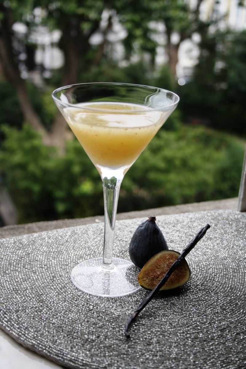 Fig Cocktail Ideas