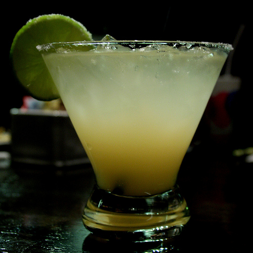 Kiwi Key Lime Virgin Margarita