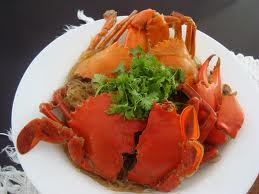 Cooked Crabs — Crab Meat