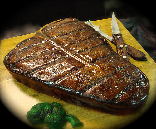 How to cook T-bone steak