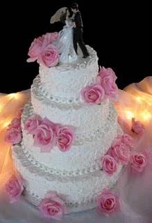 gift wedding cake