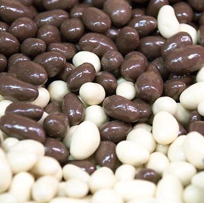 Chocolate nuggets