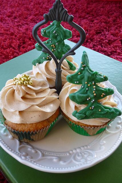 Nut Cupcake Ideas