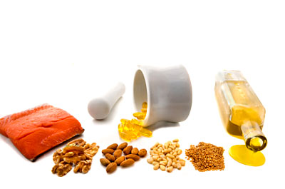omega-3 fatty acids foods
