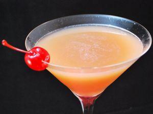 Cherry Garnish
