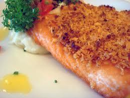 Salmon — Cooked Salmon