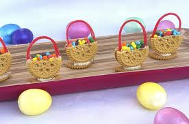 Easter snacks