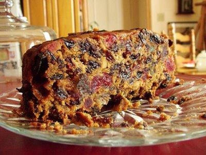 Recipe of raisin cake