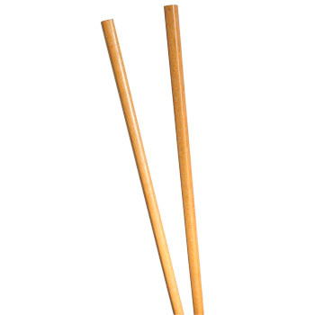 Cooking chopsticks made from bamboo