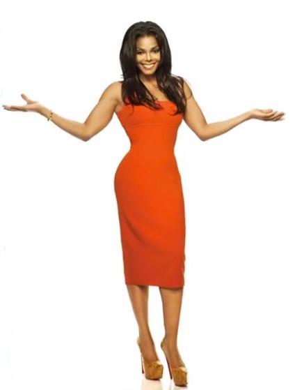 Slim Janet Jackson