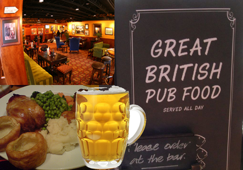 Changing British Pub Culture