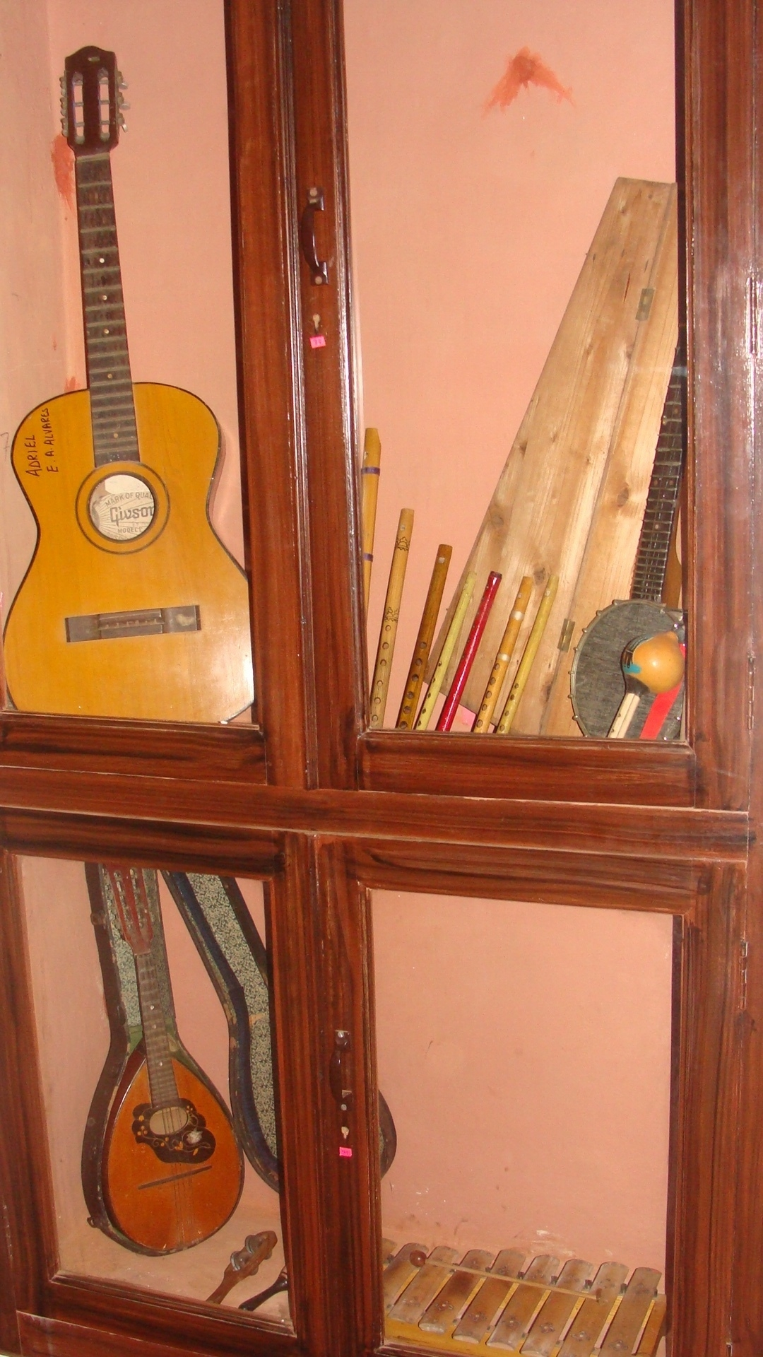Goan musical instruments