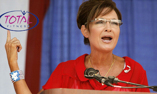 Sarah-Palin-fitness writer