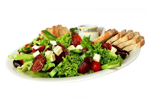 White House Garden Chopped Salad
