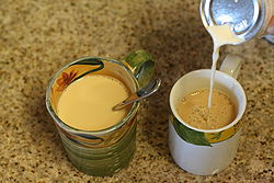 pouring-homemade-baked-milk