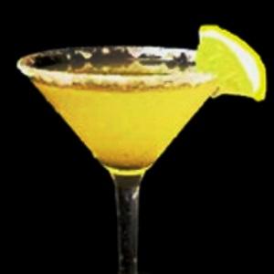 Lemon Quarter Garnish
