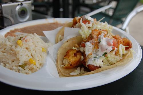 Fish Taco