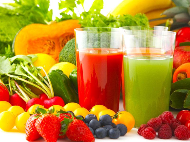 Juice diet 1